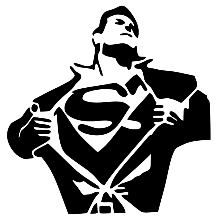 Superman svg #13, Download drawings
