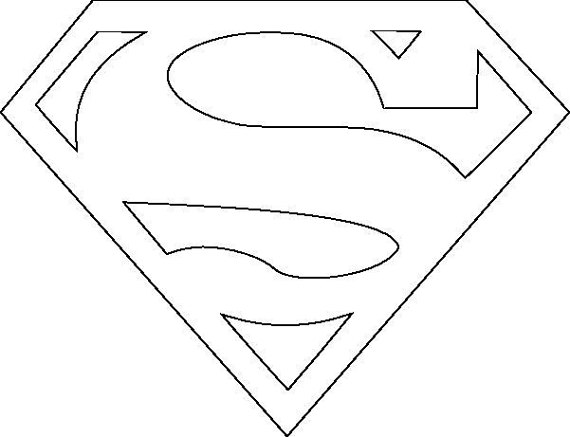 Superman svg #10, Download drawings