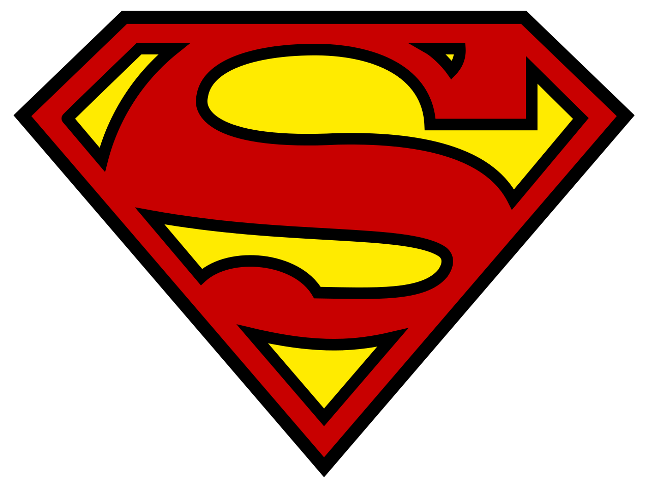 Superman svg #17, Download drawings