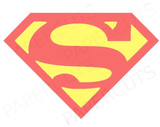 Superman svg #4, Download drawings