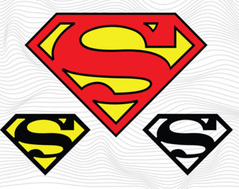 Superman svg #14, Download drawings