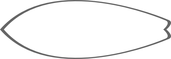 Surfboard clipart #7, Download drawings