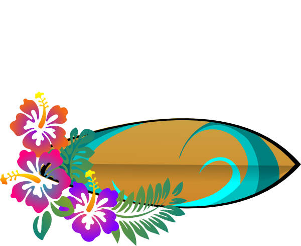 Surfboard clipart #1, Download drawings