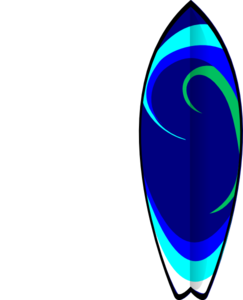 Surfboard clipart #15, Download drawings
