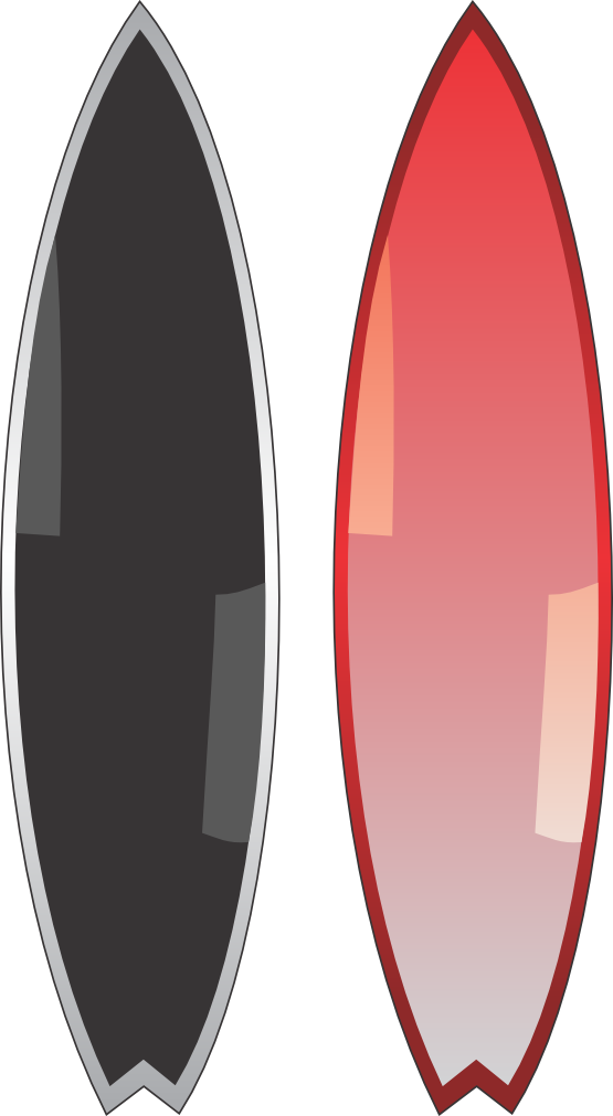 Surfboard svg #1, Download drawings