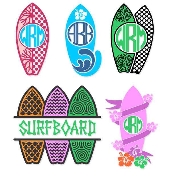 Surfboard svg #5, Download drawings