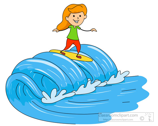 Surfing clipart #16, Download drawings