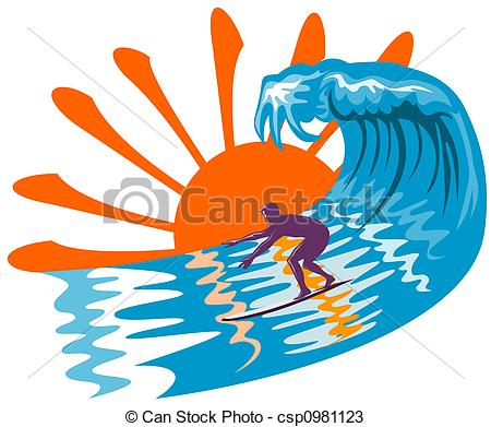 Surfing clipart #7, Download drawings