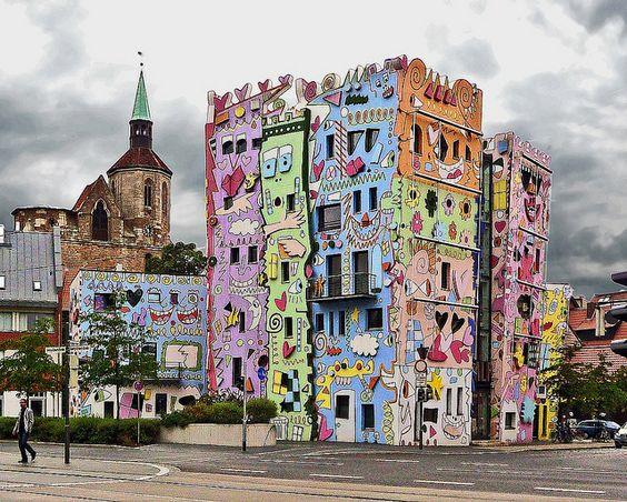 Surreal City! coloring #5, Download drawings