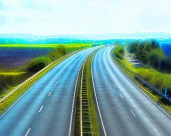 Surreal Highway svg #17, Download drawings