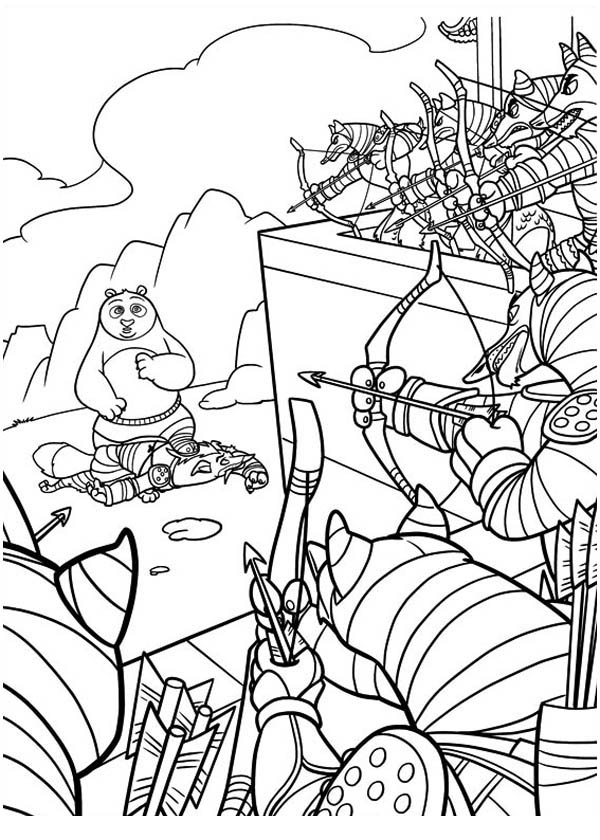 Surrounded coloring #9, Download drawings
