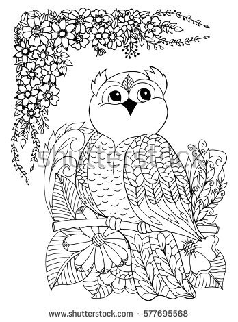 Surrounded coloring #2, Download drawings