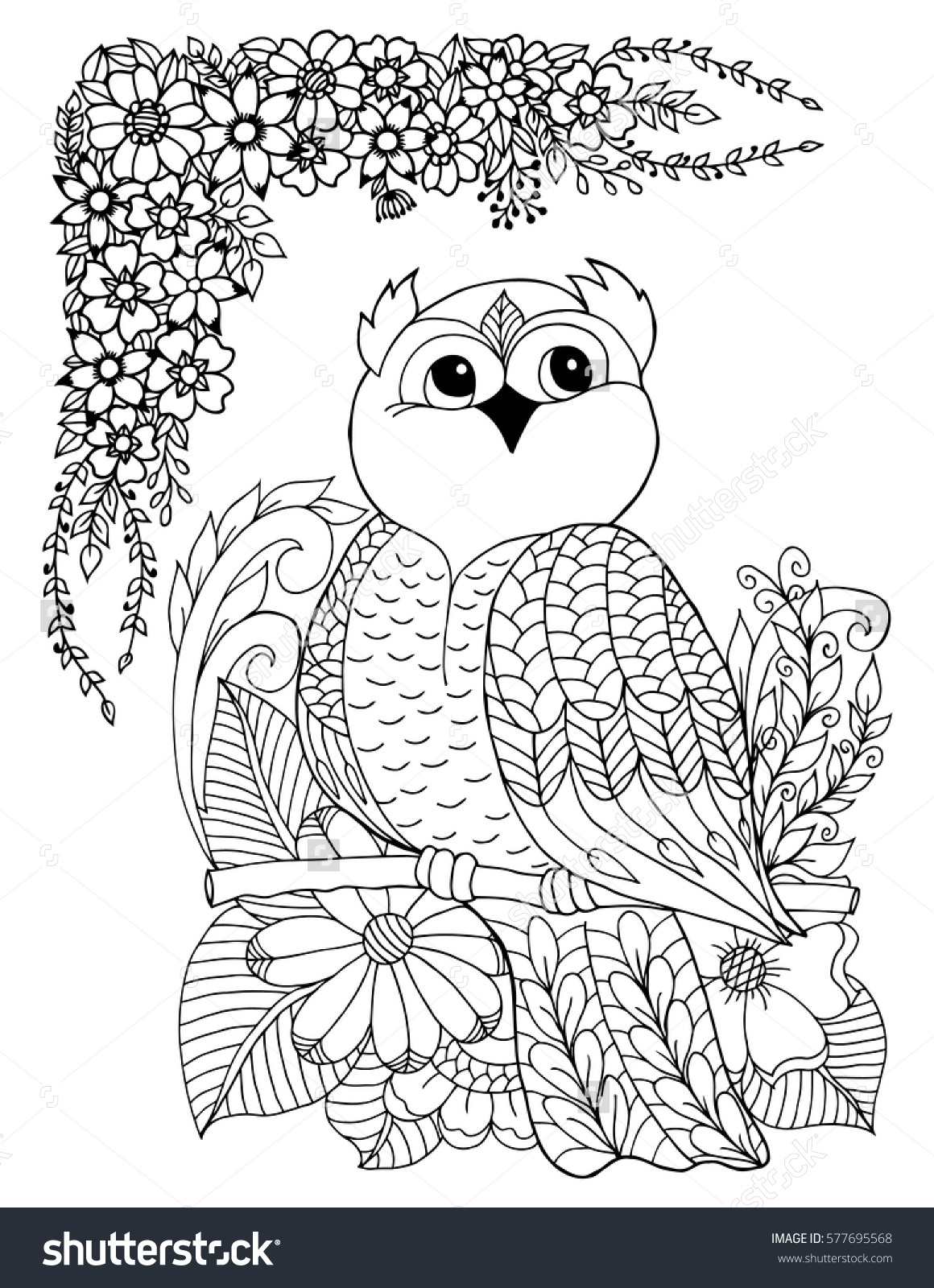 Surrounded coloring #1, Download drawings