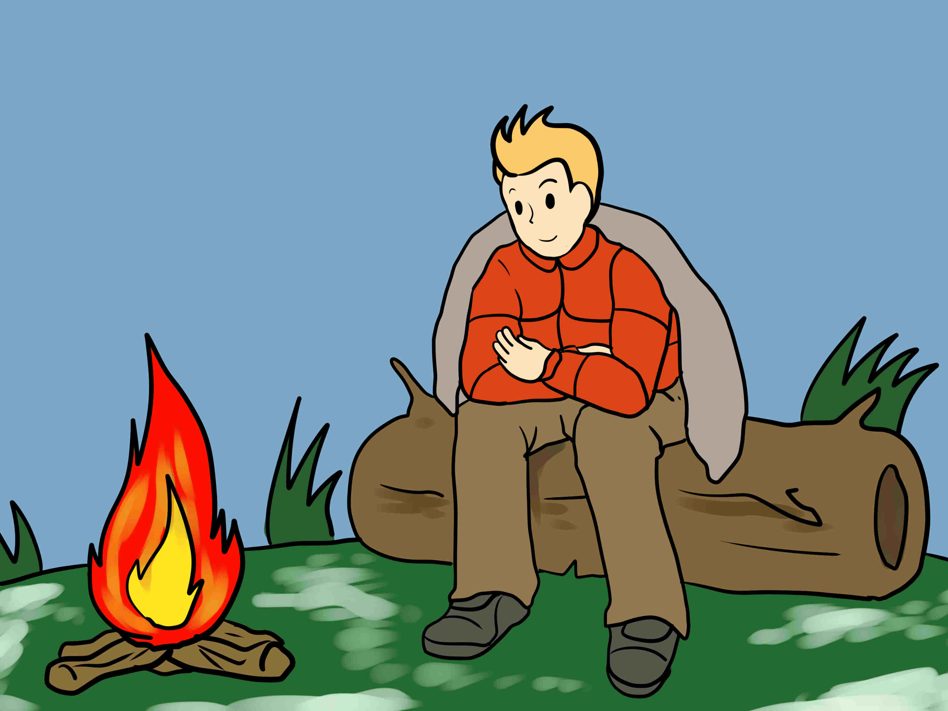 Survival clipart #15, Download drawings