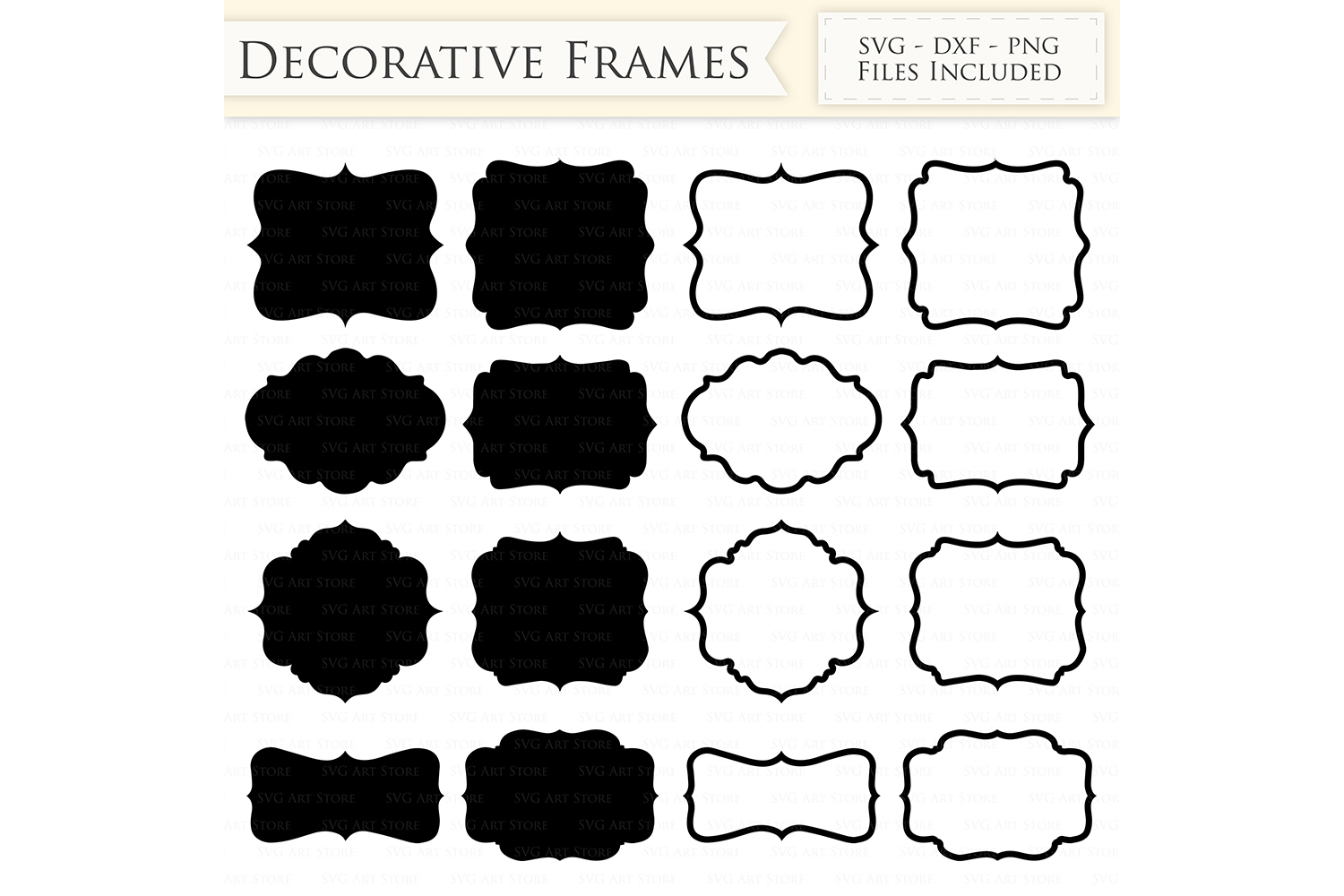 svg frames #806, Download drawings
