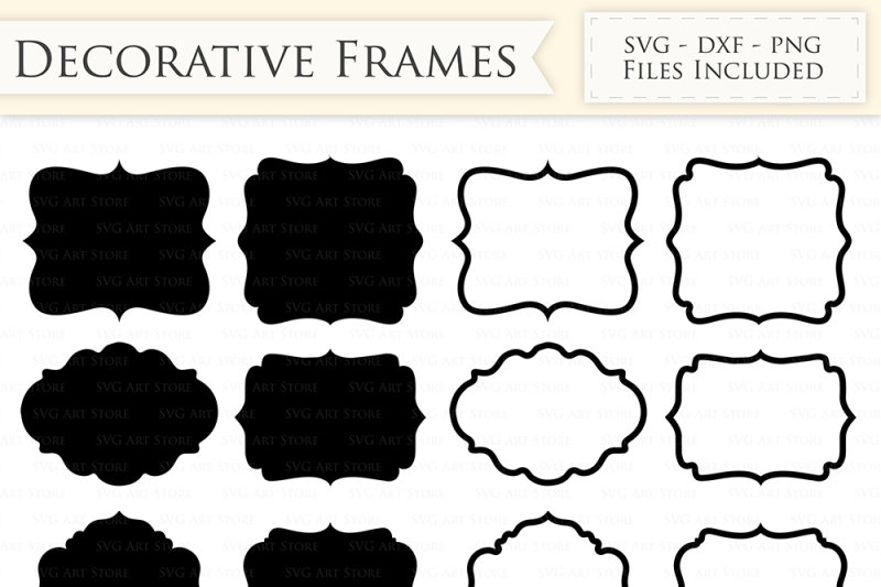 svg frames #807, Download drawings