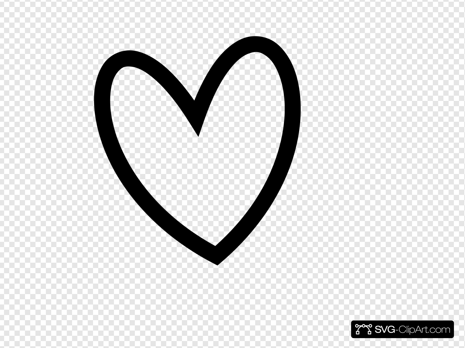 svg heart #871, Download drawings
