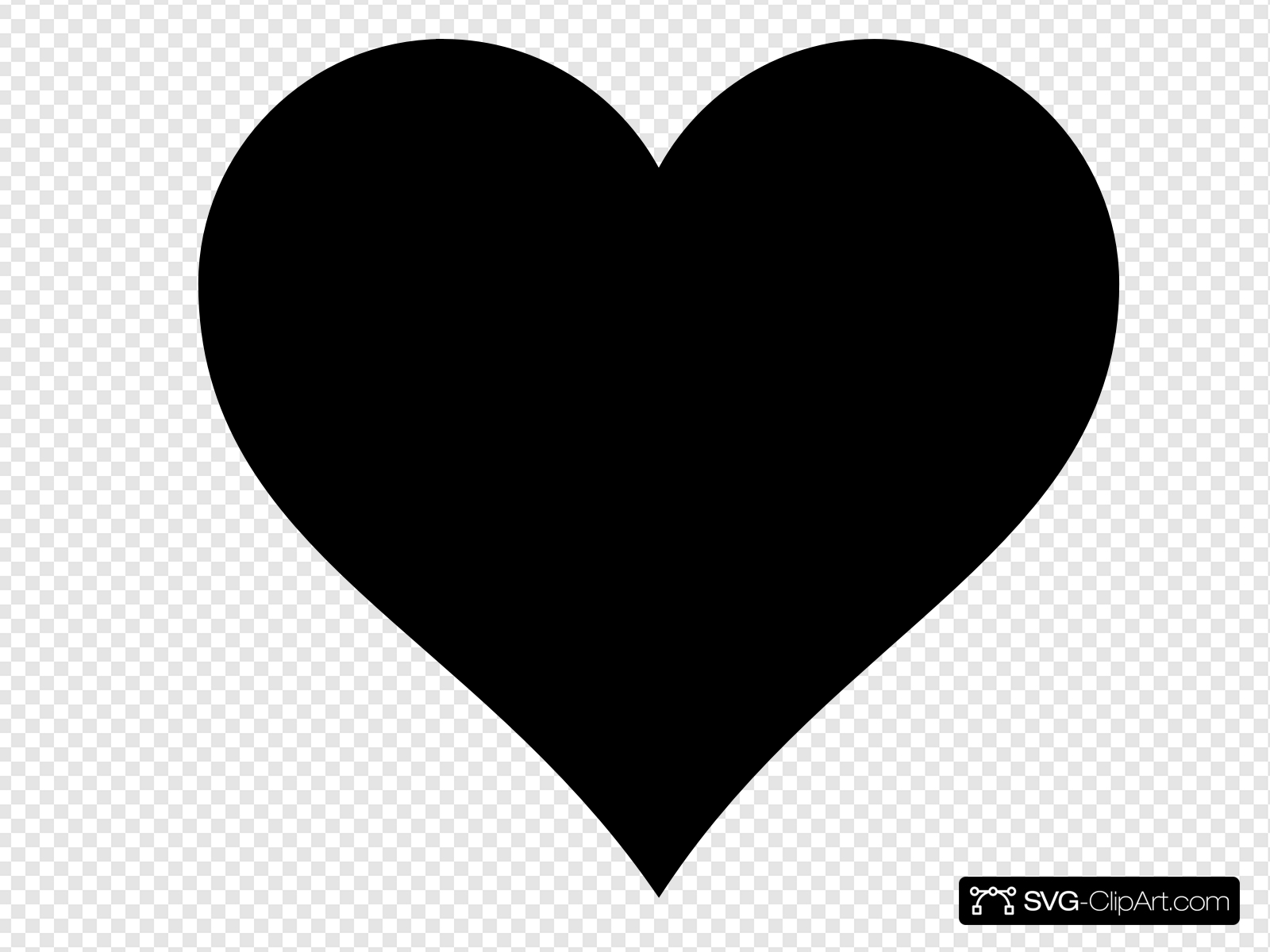 svg heart #979, Download drawings