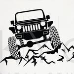 svg jeep #471, Download drawings