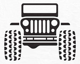 svg jeep #480, Download drawings