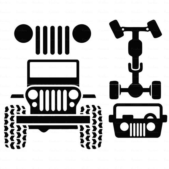 svg jeep #478, Download drawings