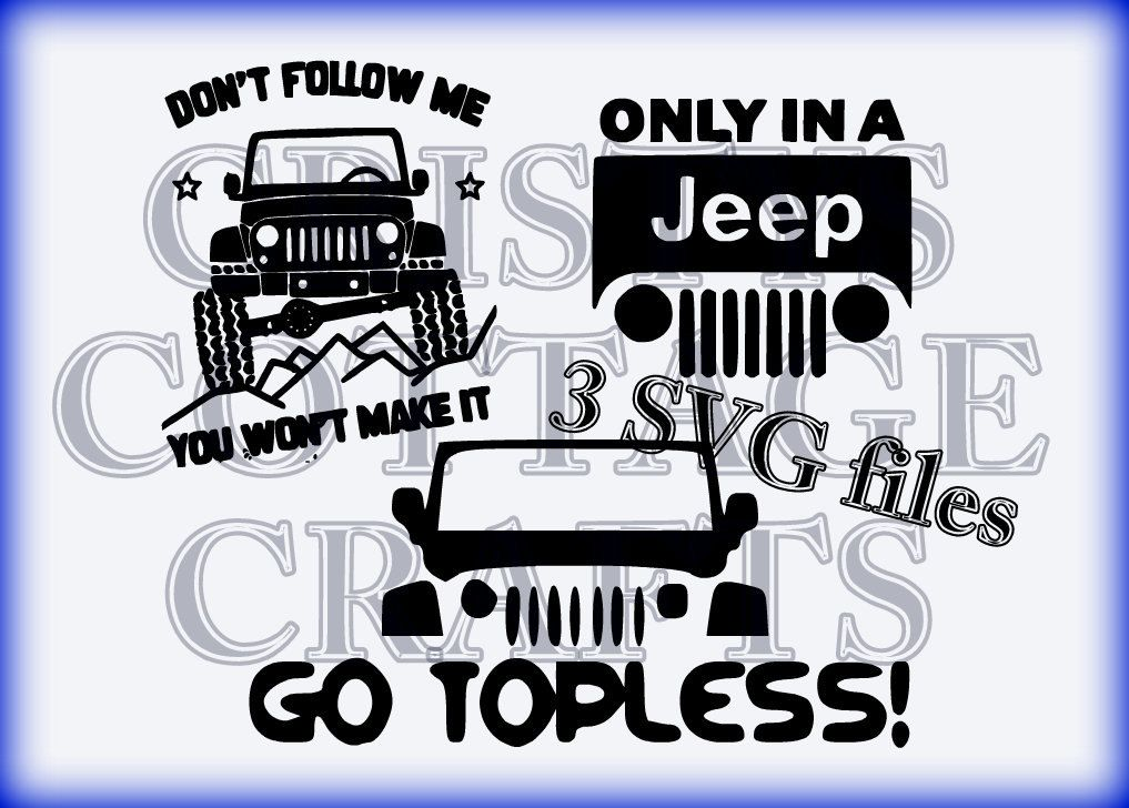 svg jeep #475, Download drawings