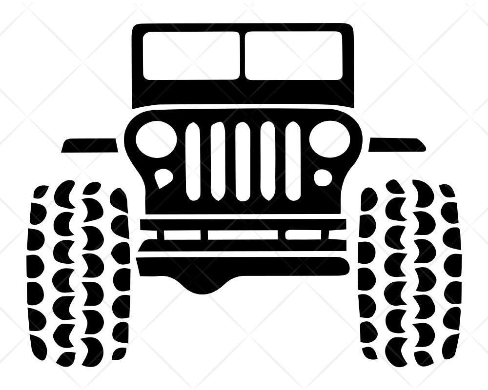 svg jeep #474, Download drawings