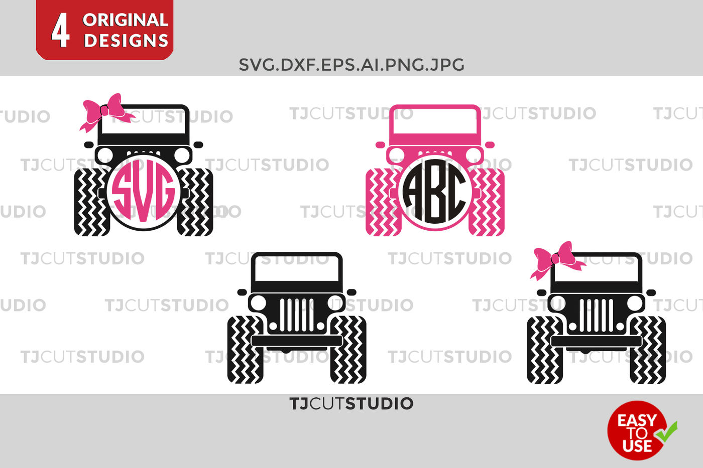svg jeep #472, Download drawings