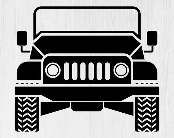 svg jeep #476, Download drawings