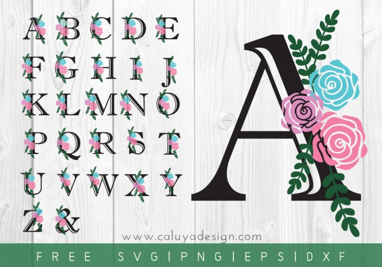 svg letters #992, Download drawings