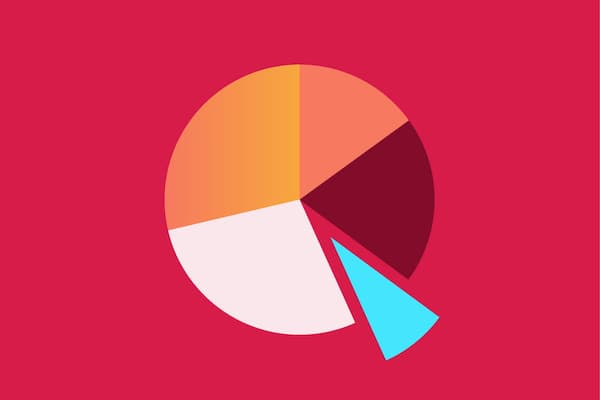 svg pie charts #1153, Download drawings