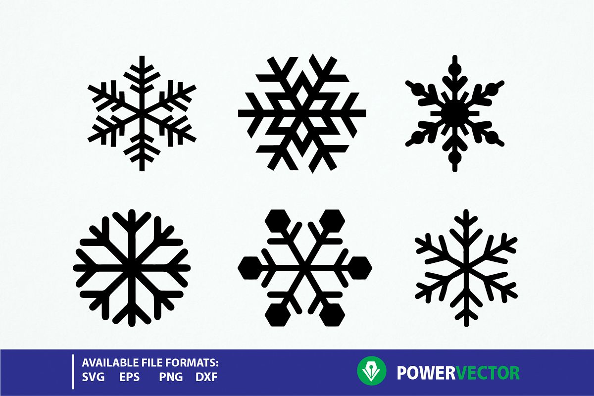 svg snowflake #1013, Download drawings