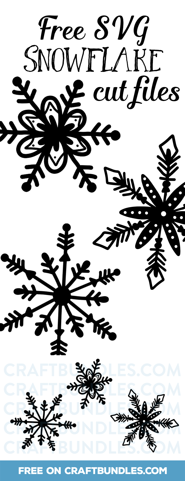svg snowflake #1019, Download drawings