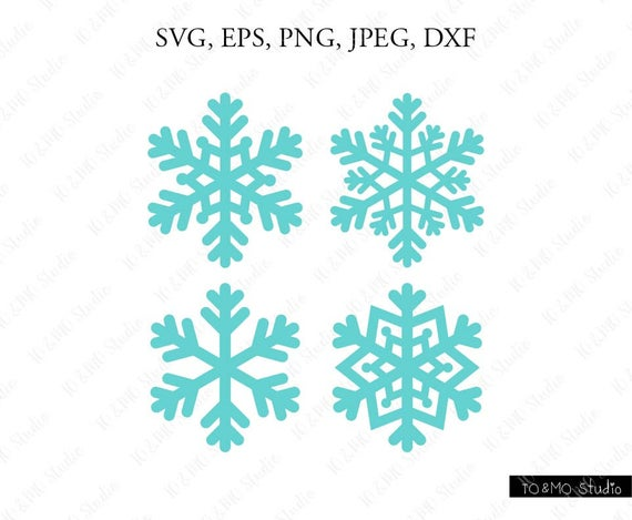 svg snowflake #1071, Download drawings
