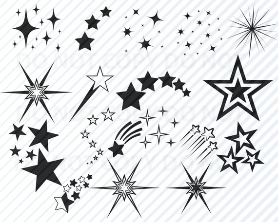 svg star #287, Download drawings