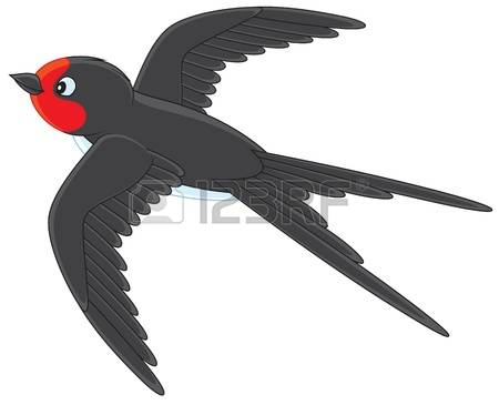 Swallow clipart #9, Download drawings