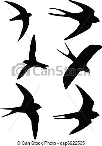 Swallow clipart #11, Download drawings