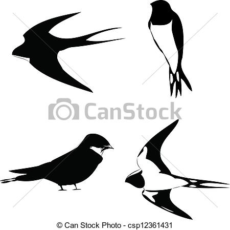 Swallow clipart #10, Download drawings