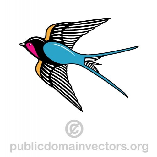 Swallow clipart #16, Download drawings