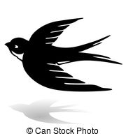 Swallow clipart #18, Download drawings