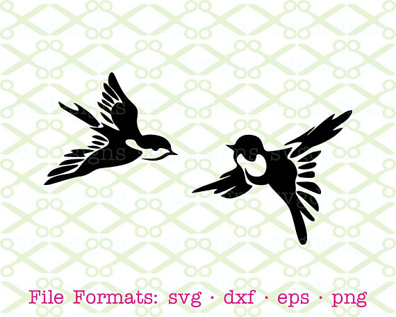 Swallow svg #11, Download drawings