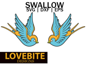 Swallow svg #19, Download drawings