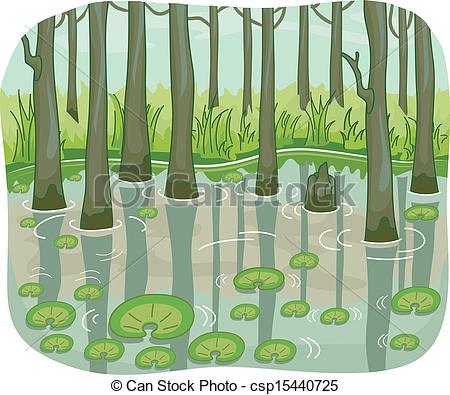 Swamp clipart #17, Download drawings