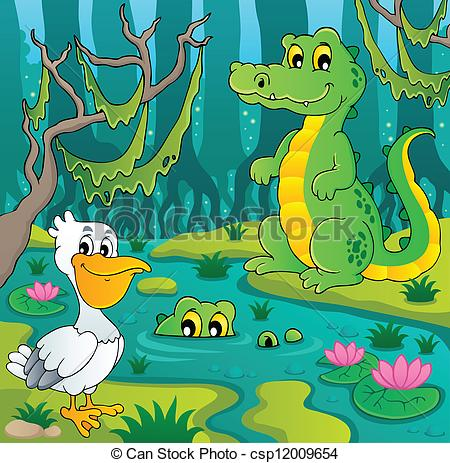 Swamp clipart #19, Download drawings
