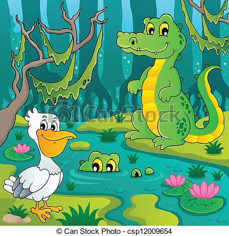 Swamp clipart #19, Download drawings