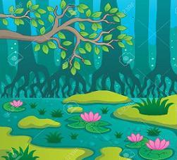 Swamp clipart #18, Download drawings