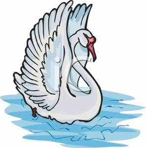 Swan clipart #10, Download drawings