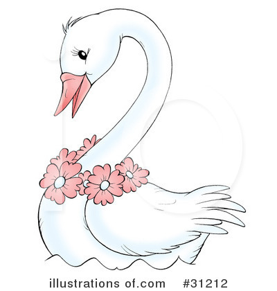 Swan clipart #11, Download drawings