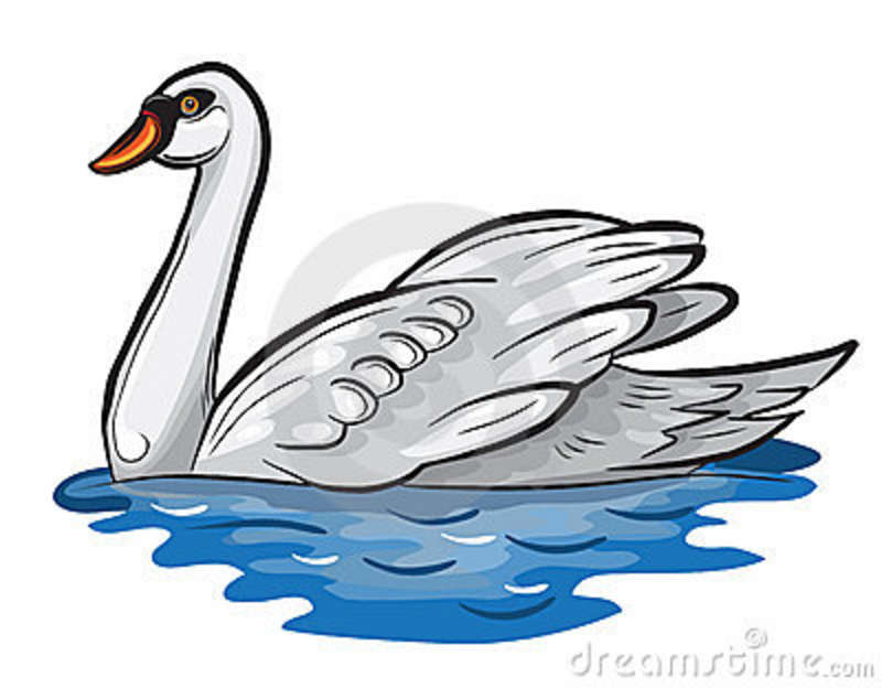 Swan clipart #17, Download drawings