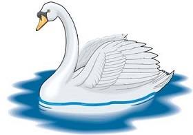 Swan clipart #19, Download drawings